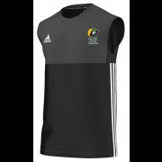 East Herts Cavaliers CC Adidas Black Training Vest