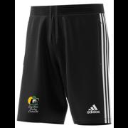 East Herts Cavaliers CC Adidas Black Junior Training Shorts