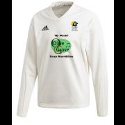 East Herts Cavaliers CC Adidas Elite Long Sleeve Sweater