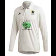 East Herts Cavaliers CC Adidas Elite Long Sleeve Shirt