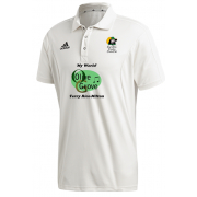 East Herts Cavaliers CC Adidas Elite Junior Short Sleeve Shirt