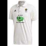 East Herts Cavaliers CC Adidas Elite Short Sleeve Shirt