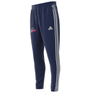 Tamworth CC Adidas Navy Training Pants