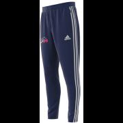 Tamworth CC Adidas Junior Navy Training Pants