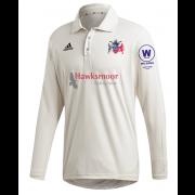 Tamworth CC Adidas Elite Long Sleeve Shirt