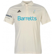 St Lawrence and Highland Court CC Adidas Pro Junior Short Sleeve Polo