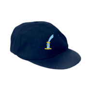 St Lawrence and Highland Court CC Navy Baggy Cap