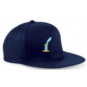 St Lawrence and Highland Court CC Navy Snapback Hat