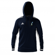 St Lawrence and Highland Court CC Adidas Navy Hoody