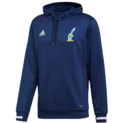 St Lawrence and Highland Court CC Adidas Team 19 Navy Women's Hoody