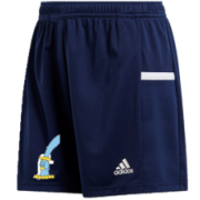 St Lawrence and Highland Court CC Adidas Team 19 Navy Women's Shorts