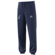 St Lawrence and Highland Court CC Adidas Navy Sweat Pants
