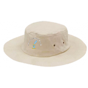 St Lawrence and Highland Court CC Sun Hat
