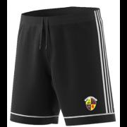 Evenley CC Adidas Black Training Shorts