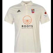 Sileby Town CC Adidas Pro Junior Short Sleeve Polo