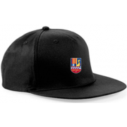 Sileby Town CC Black Snapback Hat