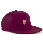 Sileby Town CC Maroon Snapback Hat