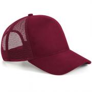 Sileby Town CC Maroon Trucker Hat