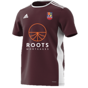 Sileby Town CC Maroon Junior Training Jersey