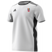 Sileby Town CC White Junior Training Jersey