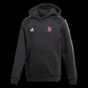 Sileby Town CC Adidas Black Junior Fleece Hoody