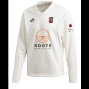 Sileby Town CC Adidas Elite Long Sleeve Sweater