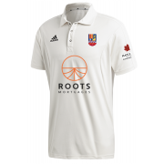 Sileby Town CC Adidas Elite Junior Short Sleeve Shirt