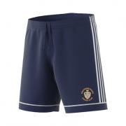 Spelthorne Sports CC Adidas Navy Junior Training Shorts