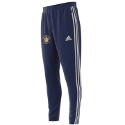 Spelthorne Sports CC Adidas Junior Navy Training Pants