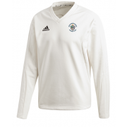 Spelthorne Sports CC Adidas Elite Long Sleeve Sweater