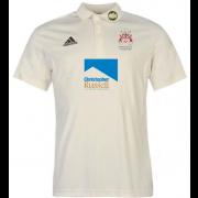 Bexleyheath CC Adidas Pro Junior Short Sleeve Polo