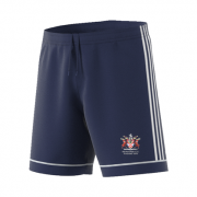 Bexleyheath CC Adidas Navy Junior Training Shorts
