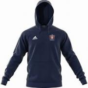 Bexleyheath CC Adidas Navy Junior Fleece Hoody