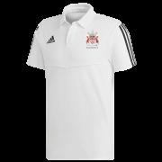 Bexleyheath CC Adidas White Polo
