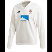 Bexleyheath CC Adidas Elite Long Sleeve Sweater