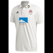 Bexleyheath CC Adidas Elite Junior Short Sleeve Shirt