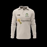 Oakham CC Playeroo Long Sleeve Playing Shirt