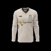 Oakham CC Playeroo Long Sleeve Sweater