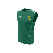 Oakham CC Playeroo Green Training Vest