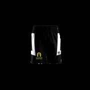 Oakham CC Playeroo Black Training Shorts