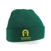 Oakham CC Green Beanie
