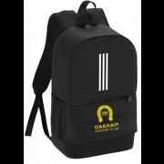 Oakham CC Black Training Backpack
