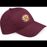 Worcester Nomads CC Maroon Baseball Cap