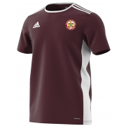 Worcester Nomads CC Maroon Training Jersey