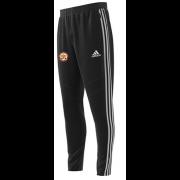 Worcester Nomads CC Adidas Black Junior Training Pants