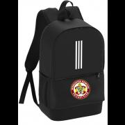 Worcester Nomads CC Black Training Backpack