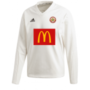 Worcester Nomads CC Adidas Elite Long Sleeve Sweater
