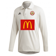 Worcester Nomads CC Adidas Elite Long Sleeve Shirt