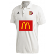 Worcester Nomads CC Adidas Elite Short Sleeve Shirt
