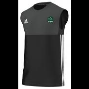 High Farndale CC Adidas Black Training Vest